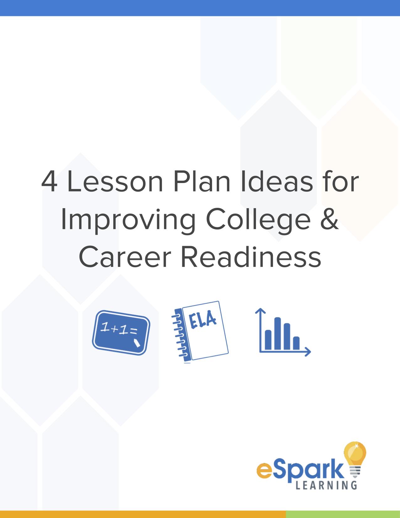 4 lesson plan ideas for teaching college and career readiness saigontimesfo