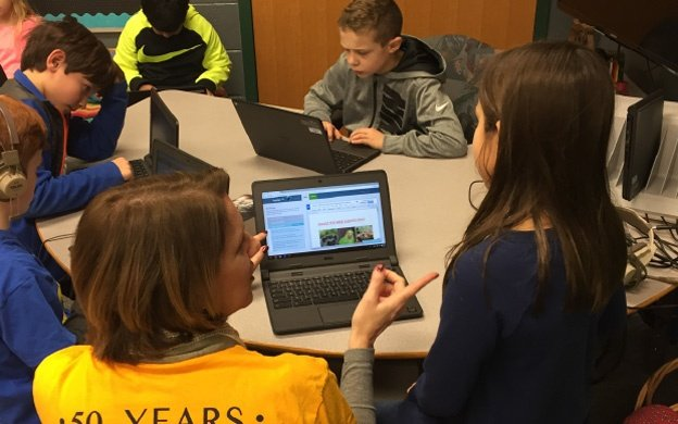 Inquiry-Based Learning at Saline