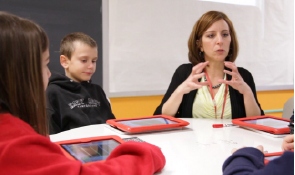Narrowing the Achievement Gap with Educational Apps
