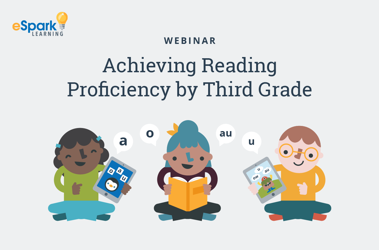 Achieving Reading Proficiency by Third Grade