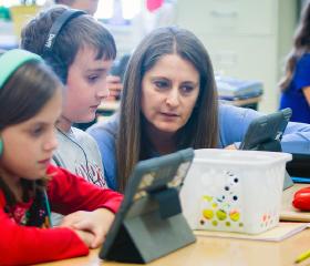 eSpark is educator focused
