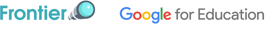 Frontier Sponsored By Google for Education