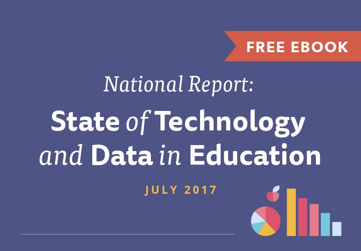 New Report State Of Learning >> National Report State Of Technology And Data In Education